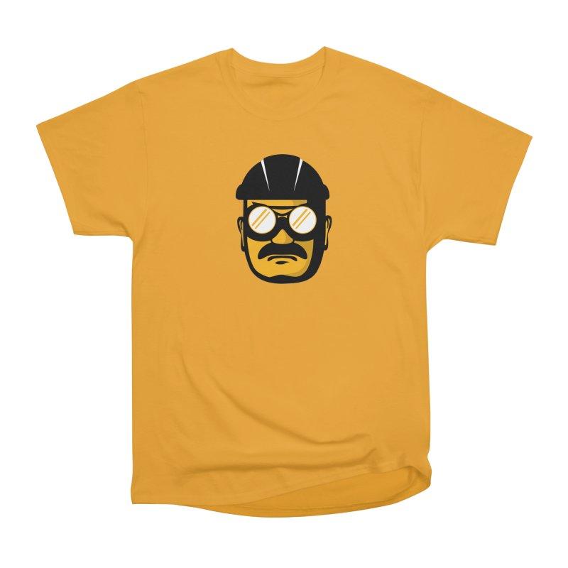 Steelers Wire Icon Men's Heavyweight T-Shirt by Sport'n Goods Artist Shop
