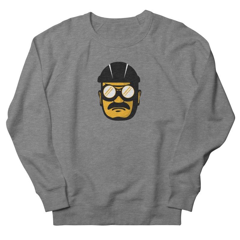 Steelers Wire Icon Men's French Terry Sweatshirt by Sport'n Goods Artist Shop