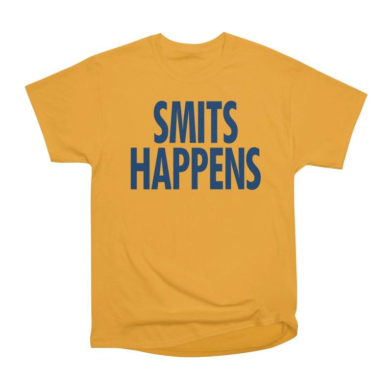Smits Happens Men's T-Shirt by Sport'n Goods Artist Shop