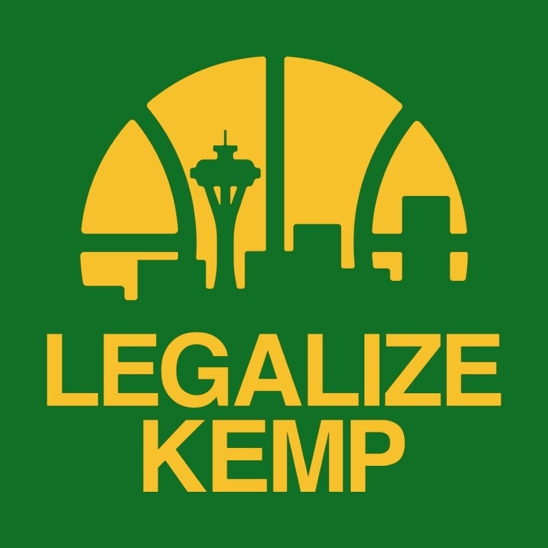 Legalize Kemp Men's T-Shirt by Sport'n Goods Artist Shop