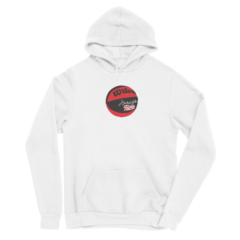Air Attack Men's Pullover Hoody by Sport'n Goods Artist Shop