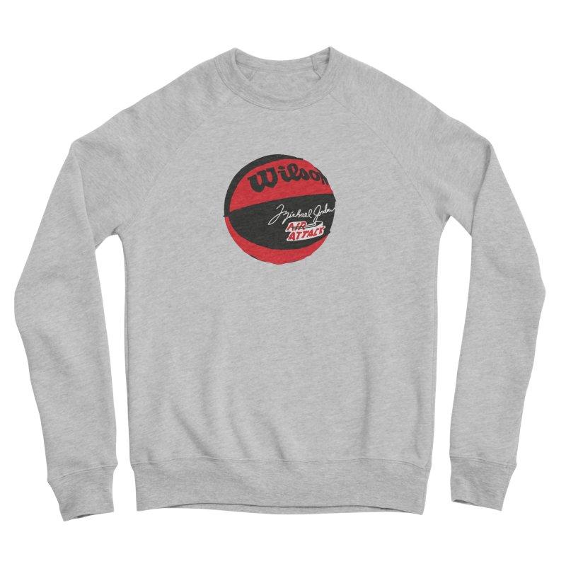 Air Attack Men's Sweatshirt by Sport'n Goods Artist Shop