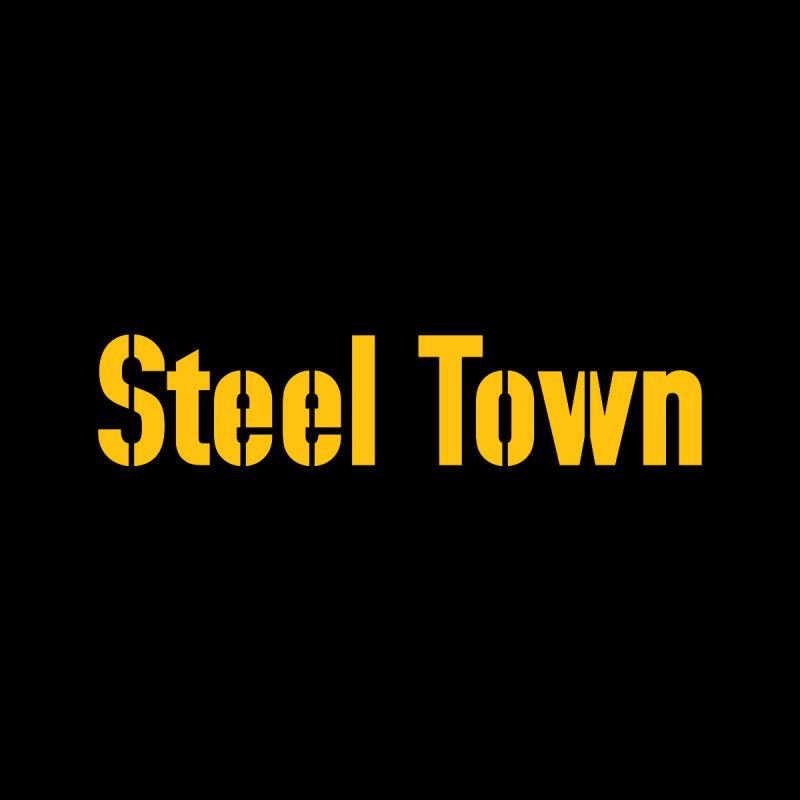 Steel Town by Sport'n Goods Artist Shop
