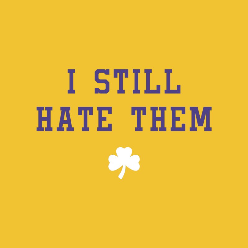 I Still Hate Them Men's T-Shirt by Sport'n Goods Artist Shop
