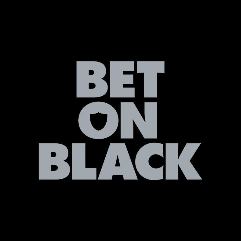 Bet On Black Accessories Phone Case by Sport'n Goods Artist Shop