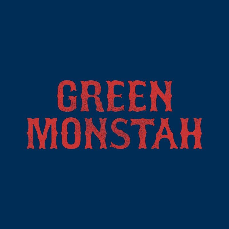 Green Monstah by Sport'n Goods Artist Shop