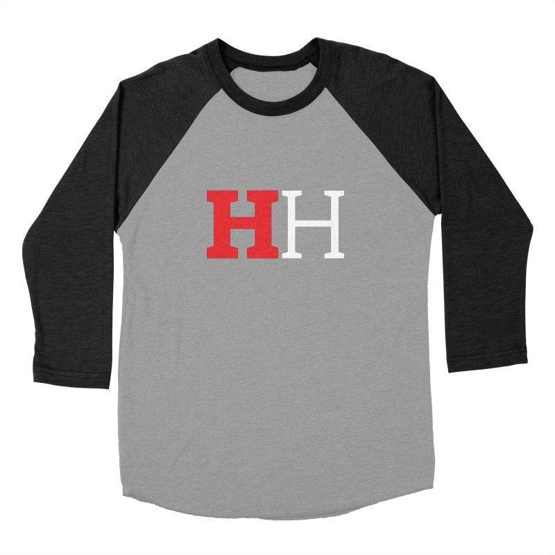 Hoops Hype HH  Women's Baseball Triblend Longsleeve T-Shirt by Sport'n Goods Artist Shop