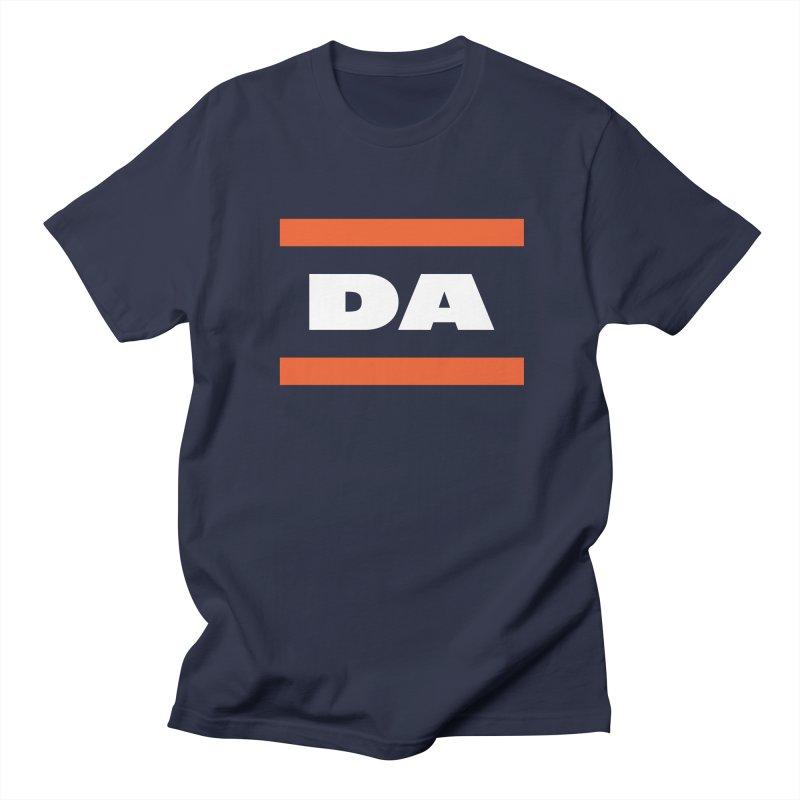 DA Men's T-Shirt by Sport'n Goods Artist Shop