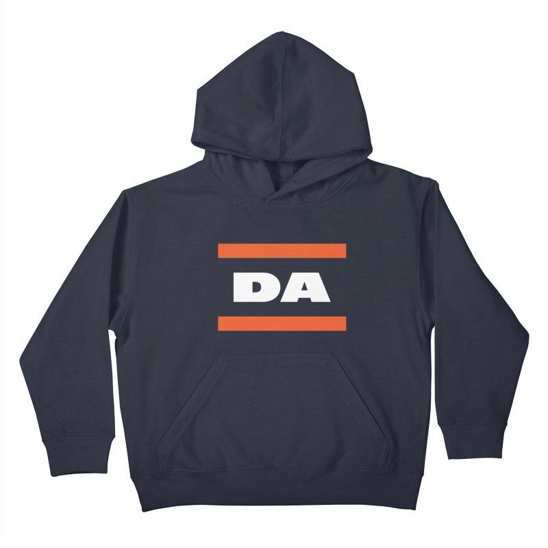 DA Kids Pullover Hoody by Sport'n Goods Artist Shop