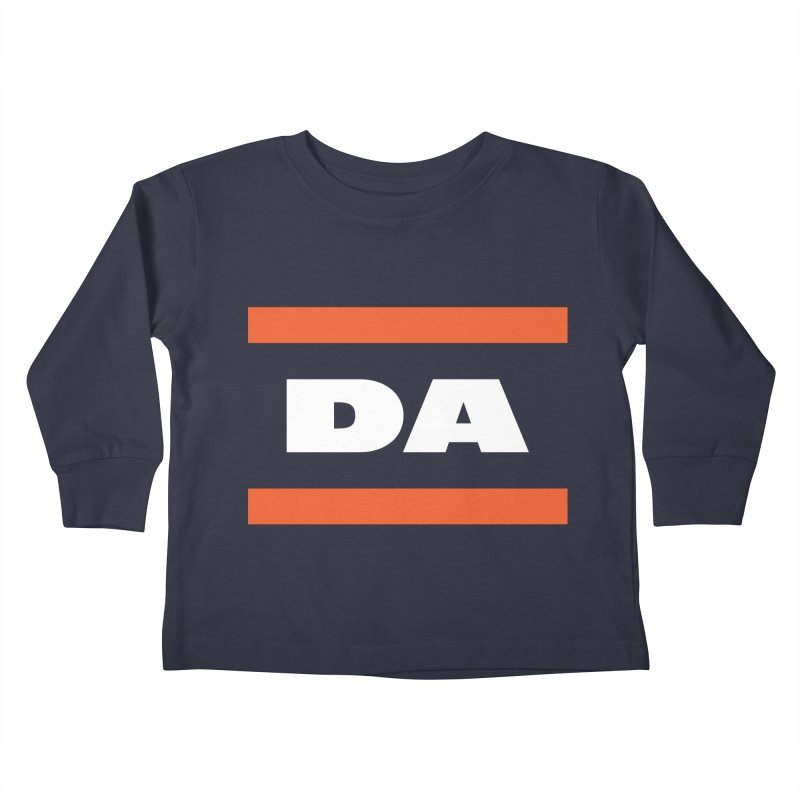 DA Kids Toddler Longsleeve T-Shirt by Sport'n Goods Artist Shop