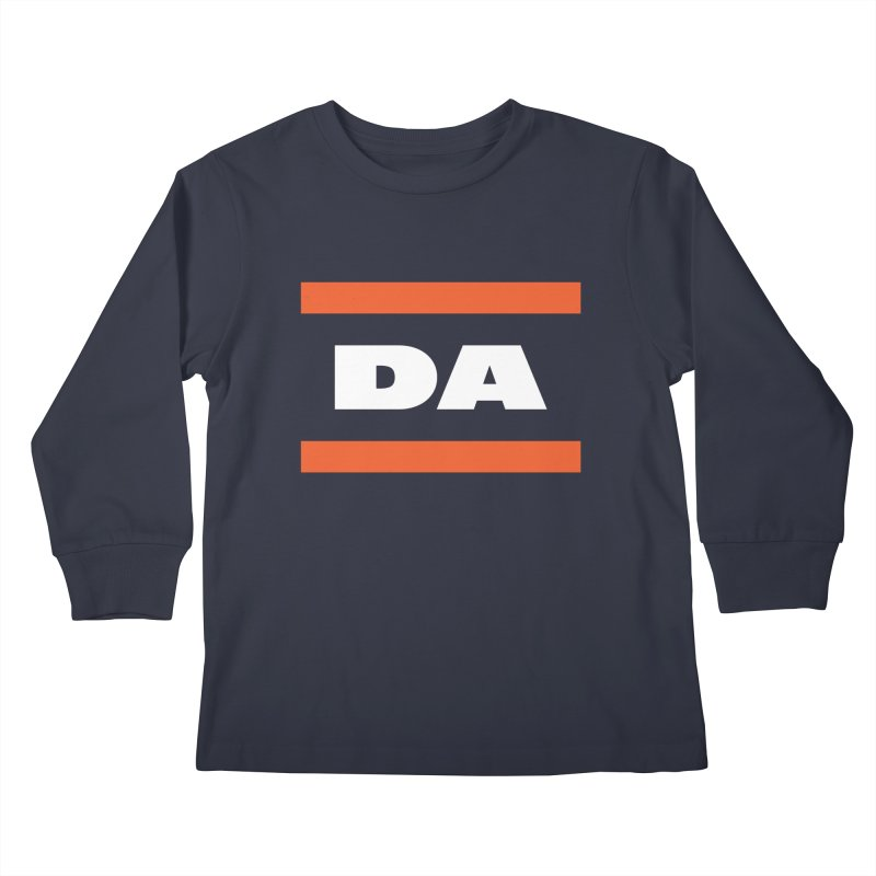 DA Kids Longsleeve T-Shirt by Sport'n Goods Artist Shop