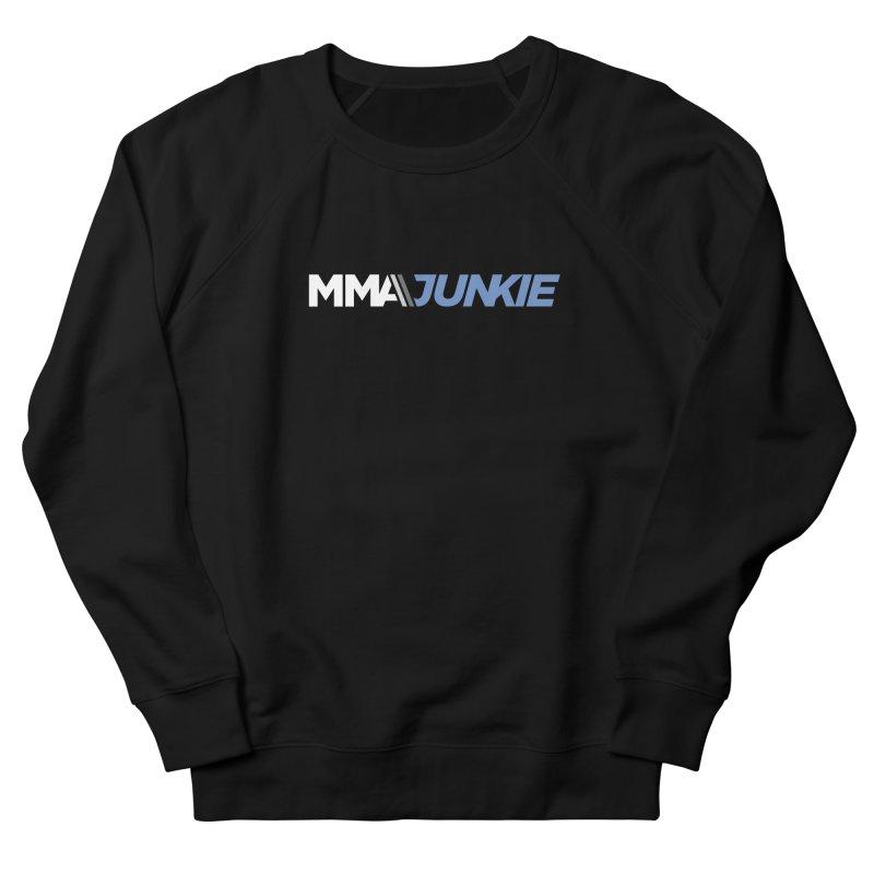MMAjunkie Logo Men's Sweatshirt by Sport'n Goods Artist Shop
