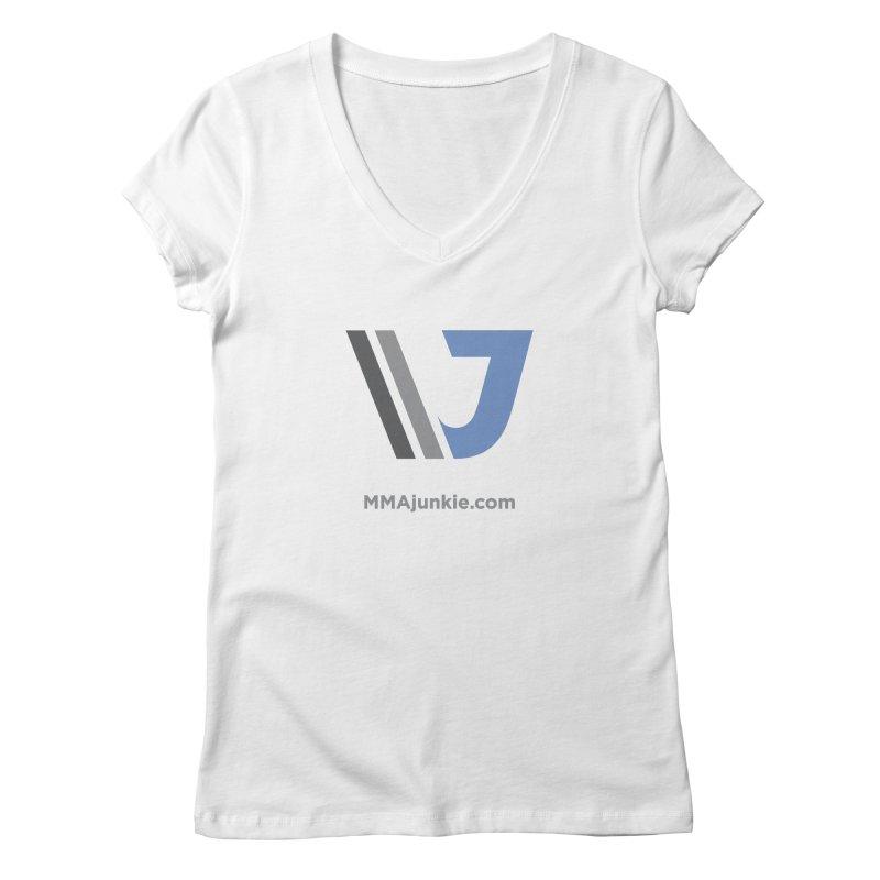 MMAjunkie Brand Women's V-Neck by Sport'n Goods Artist Shop