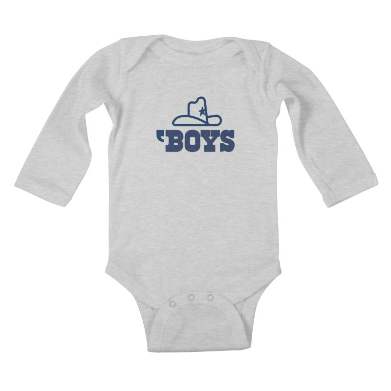 'Boys Kids Baby Longsleeve Bodysuit by Sport'n Goods Artist Shop