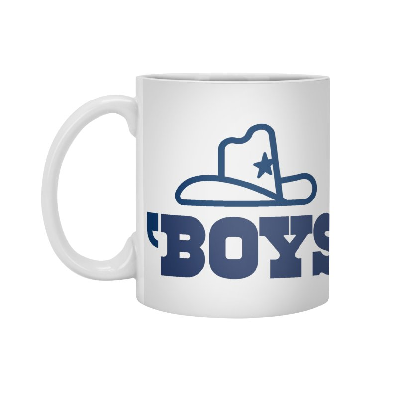 'Boys Accessories Mug by Sport'n Goods Artist Shop