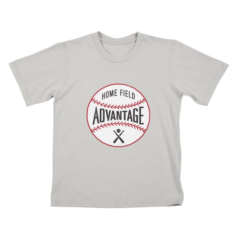 Home Field Advantage Kids T-shirt by Sport'n Goods Artist Shop