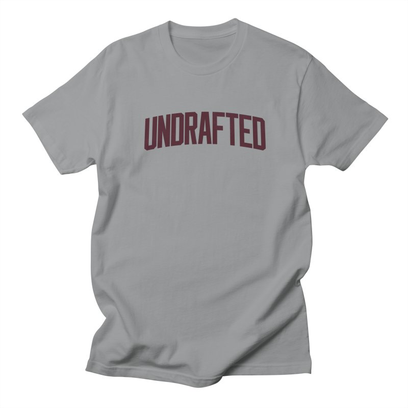 Undrafted Men's T-Shirt by Sport'n Goods Artist Shop