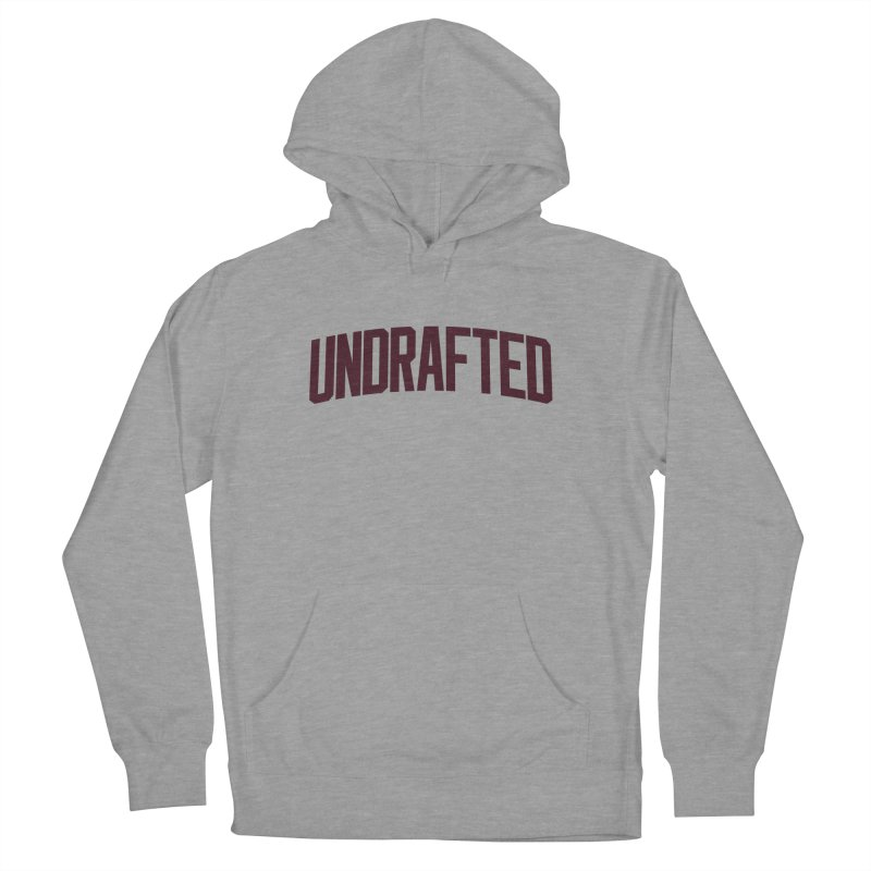 Undrafted Women's Pullover Hoody by Sport'n Goods Artist Shop