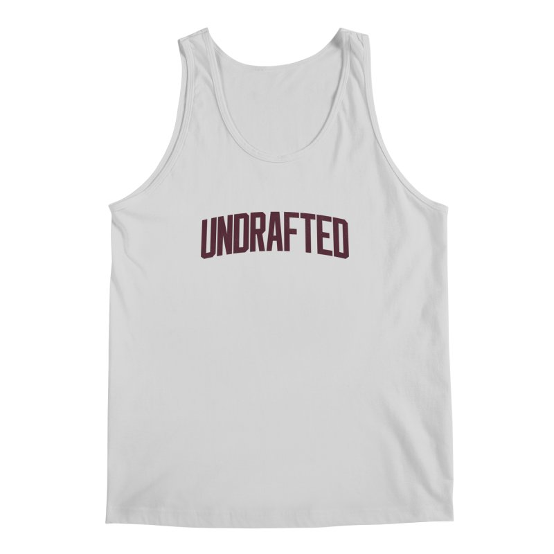 Undrafted Men's Tank by Sport'n Goods Artist Shop