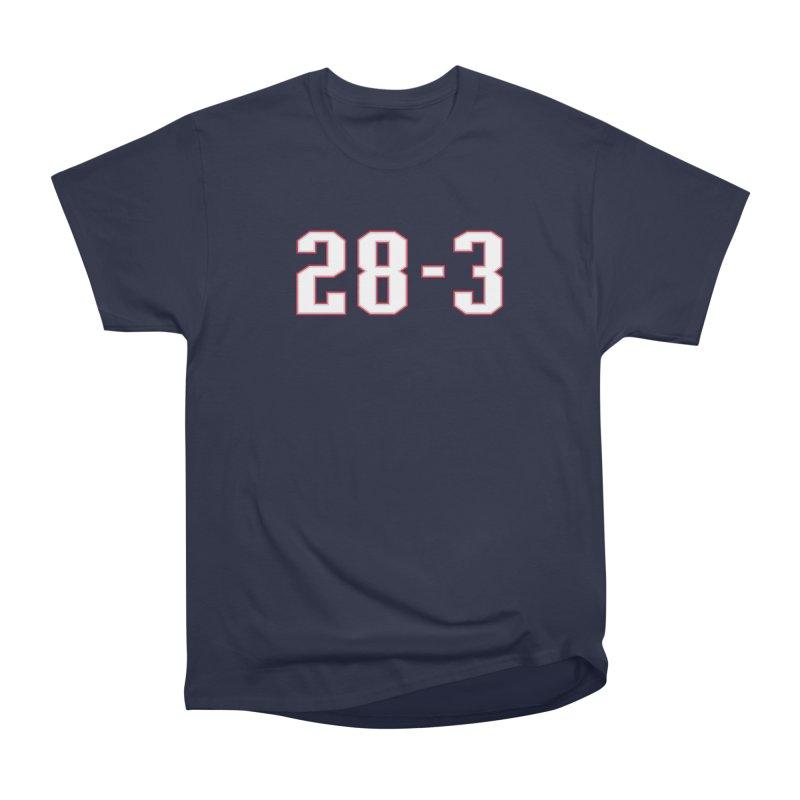 28-3 Men's Classic T-Shirt by Sport'n Goods Artist Shop