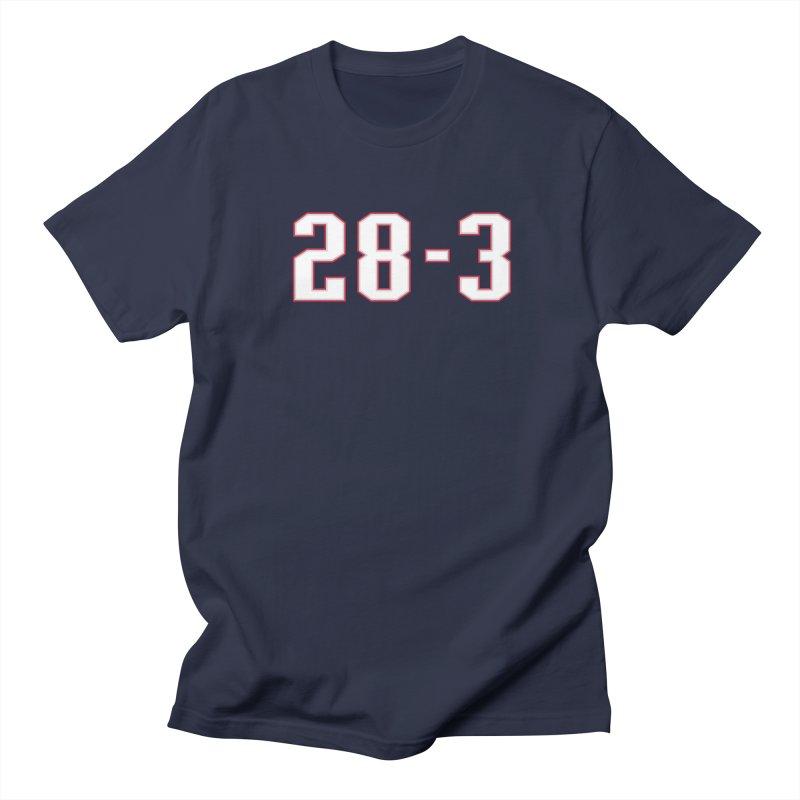 28-3 Men's T-shirt by Sport'n Goods Artist Shop