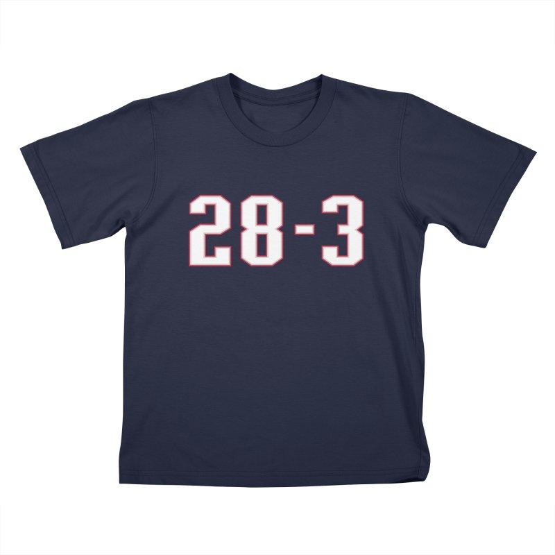 28-3 Kids T-shirt by Sport'n Goods Artist Shop