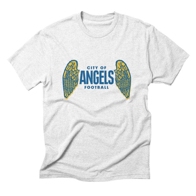 City of Angels Football Men's Triblend T-shirt by Sport'n Goods Artist Shop