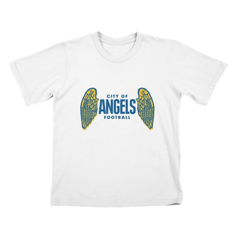 City of Angels Football Kids T-shirt by Sport'n Goods Artist Shop