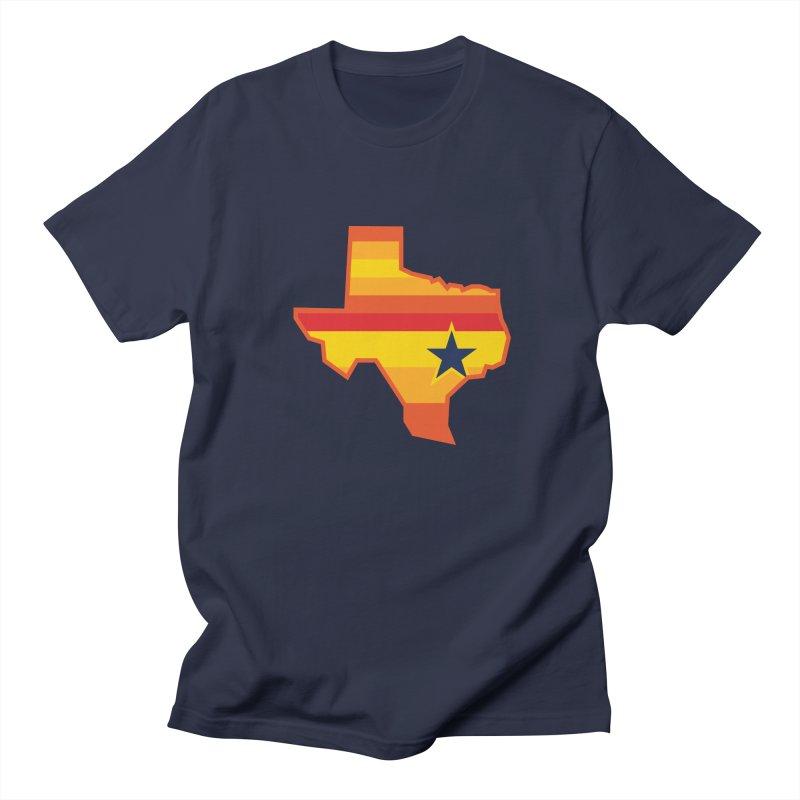 Tequila Sunrise Men's T-shirt by Sport'n Goods Artist Shop