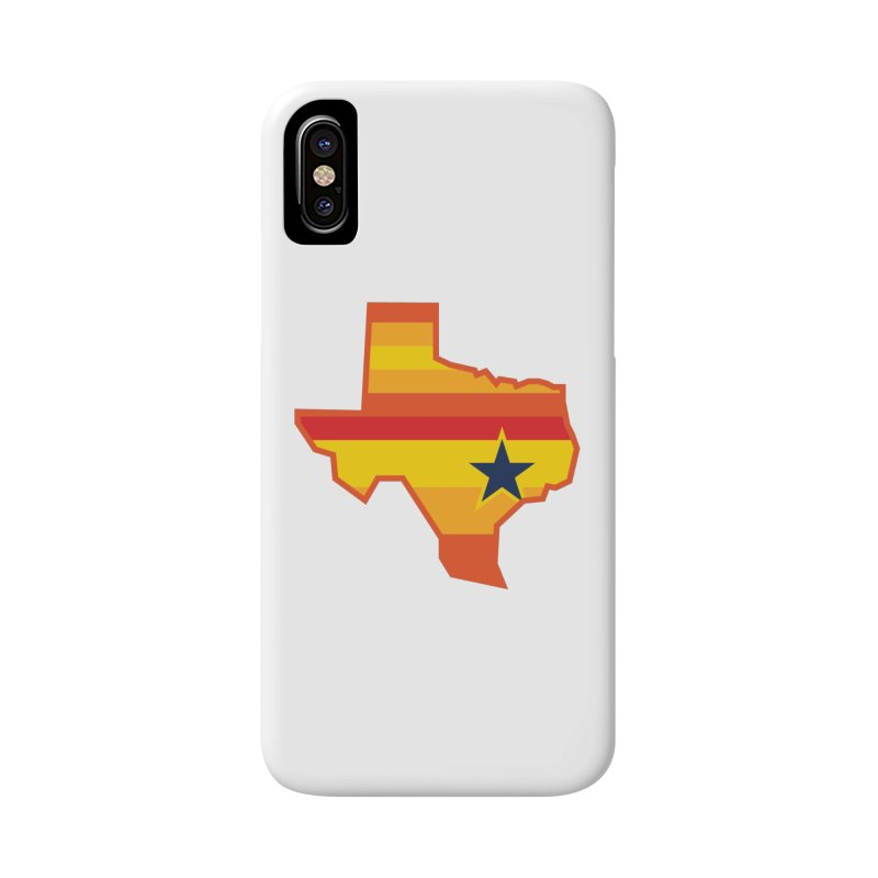 Tequila Sunrise Accessories Phone Case by Sport'n Goods Artist Shop