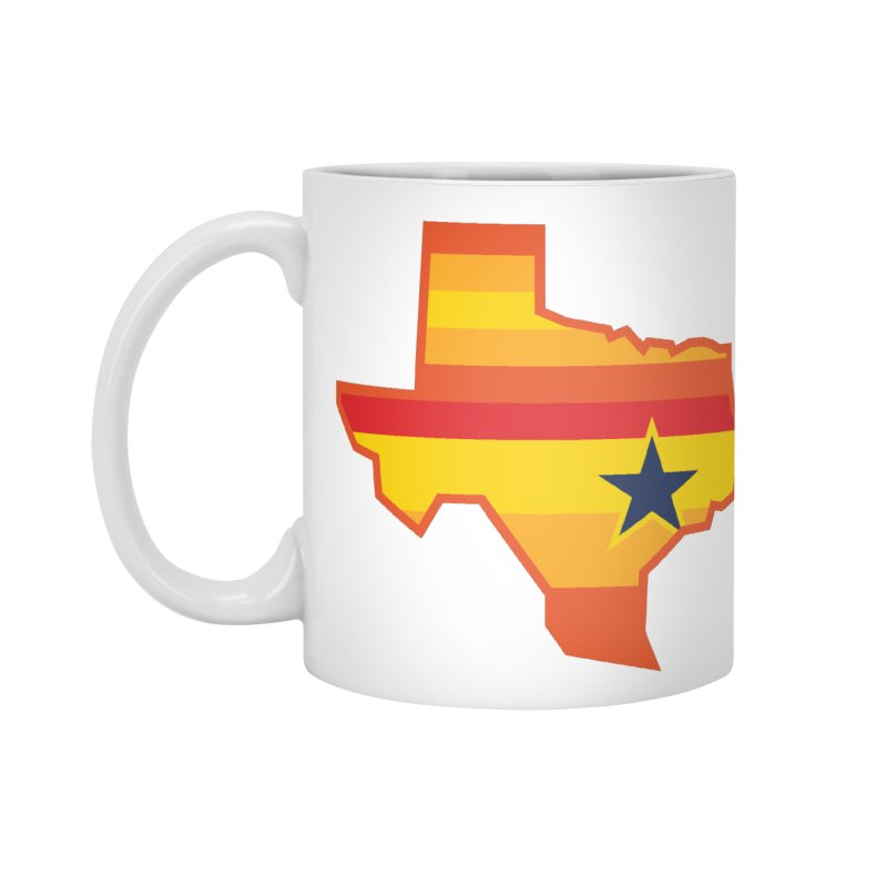 Tequila Sunrise Accessories Mug by Sport'n Goods Artist Shop