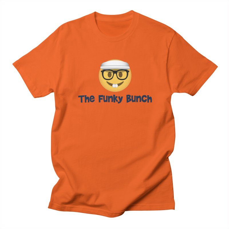 The Funky Bunch Men's T-shirt by Sport'n Goods Artist Shop