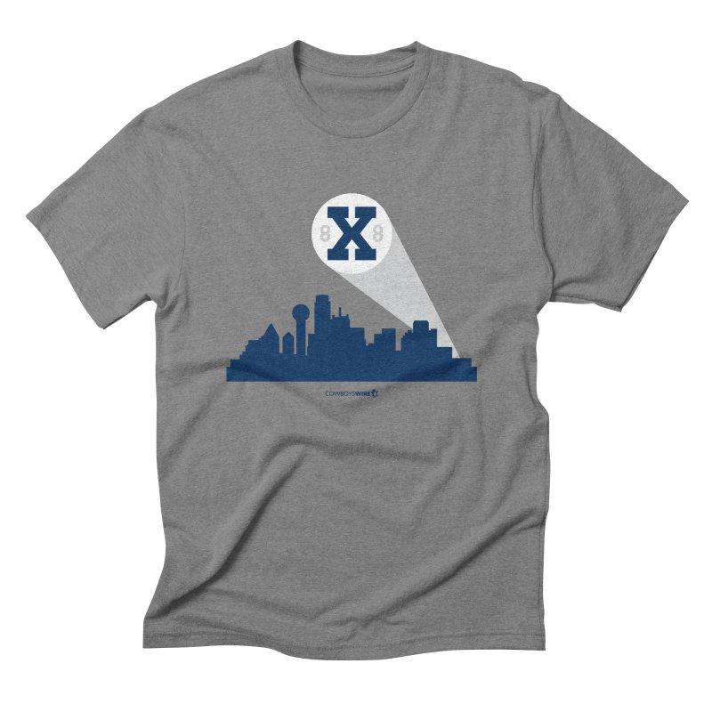 X Signal Men's Triblend T-Shirt by Sport'n Goods Artist Shop