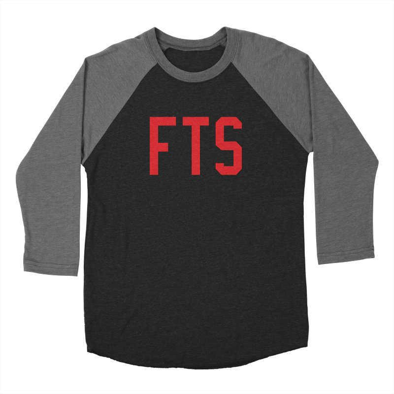 FTS Women's Baseball Triblend Longsleeve T-Shirt by Sport'n Goods Artist Shop
