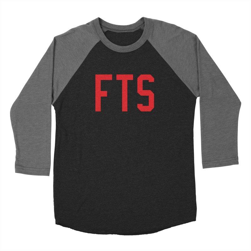 FTS Men's Baseball Triblend Longsleeve T-Shirt by Sport'n Goods Artist Shop
