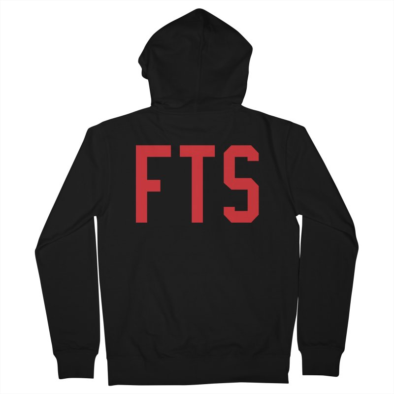 FTS Men's Zip-Up Hoody by Sport'n Goods Artist Shop