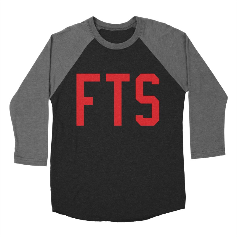 FTS Men's Baseball Triblend Longsleeve T-Shirt by Sport'n Goods Artist Shop