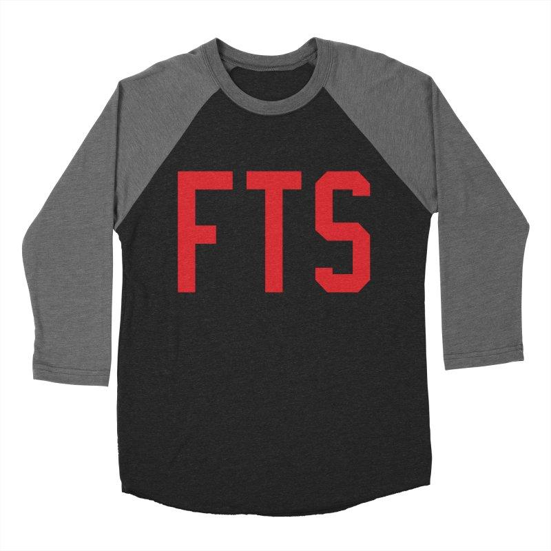 FTS Men's Baseball Triblend T-Shirt by Sport'n Goods Artist Shop