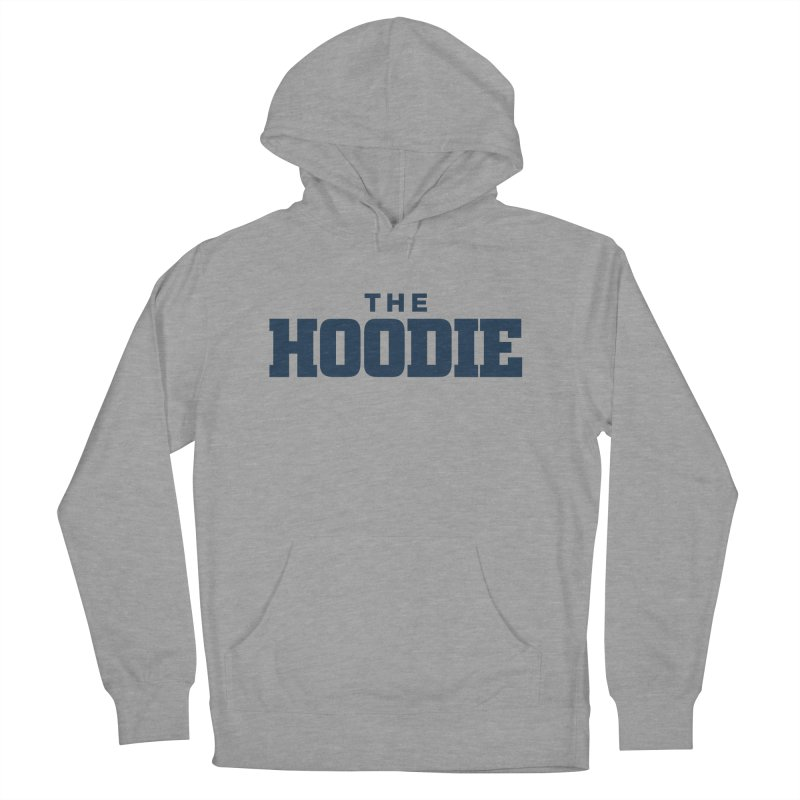 The Hoodie in Men's French Terry Pullover Hoody Heather Graphite by Sport'n Goods Artist Shop