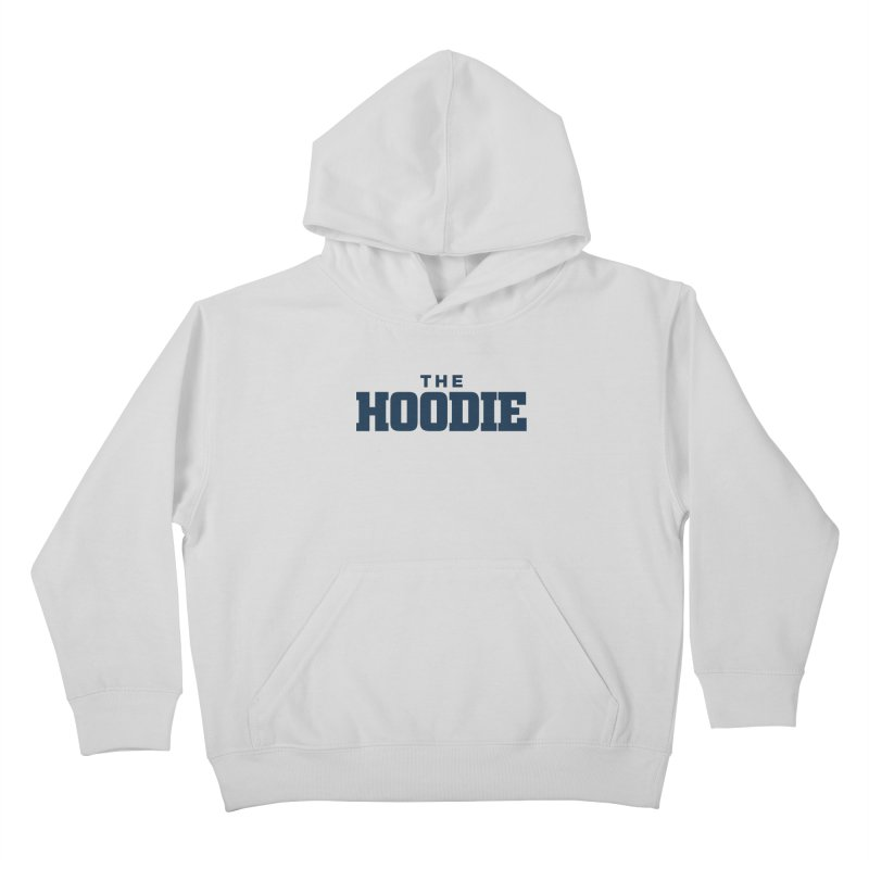 The Hoodie Kids Pullover Hoody by Sport'n Goods Artist Shop
