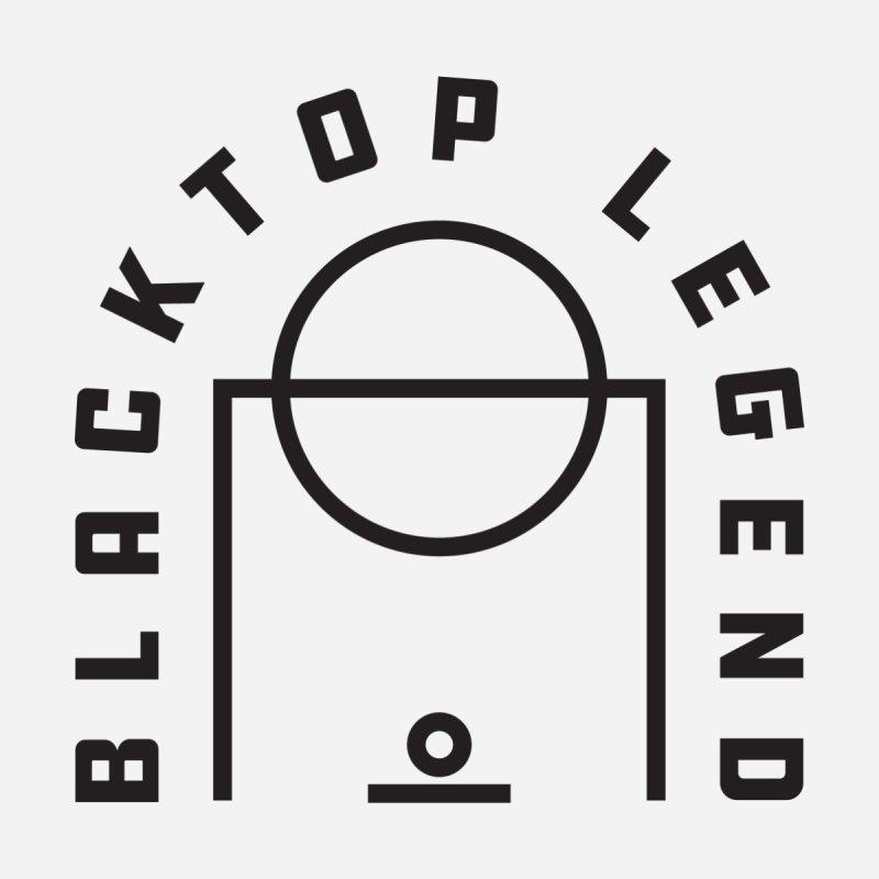 Blacktop Legend Men's T-Shirt by Sport'n Goods Artist Shop