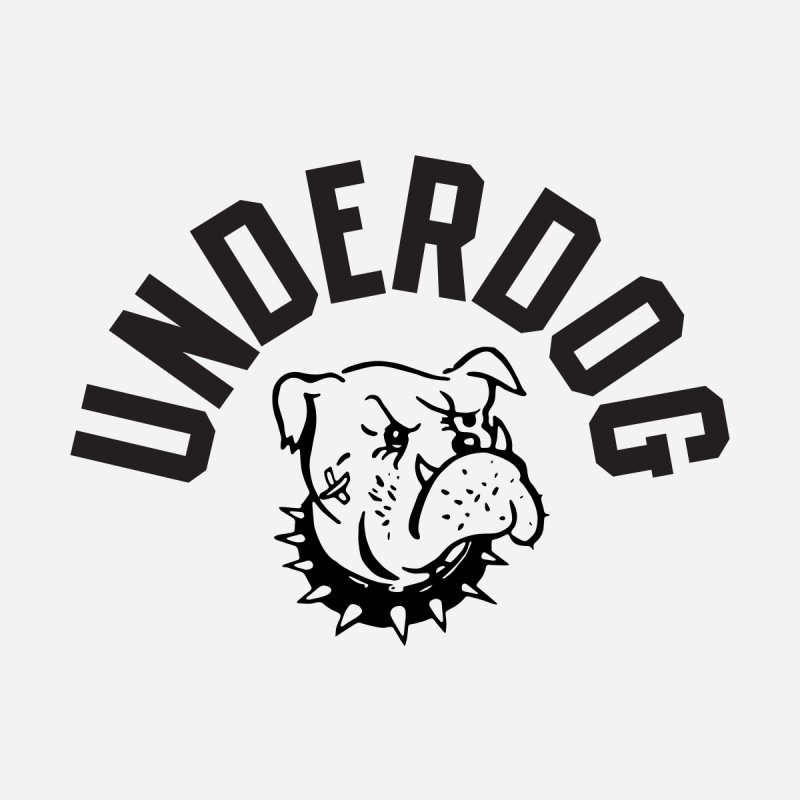 Underdog Men's T-shirt by Sport'n Goods Artist Shop