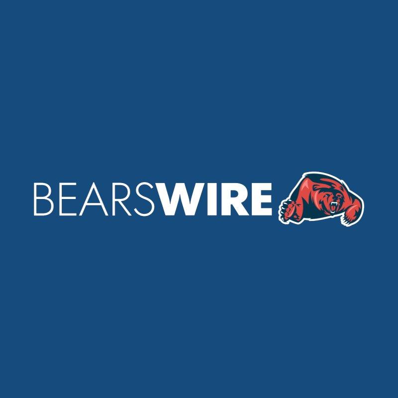 Bears Wire  Women's Tank by Sport'n Goods Artist Shop