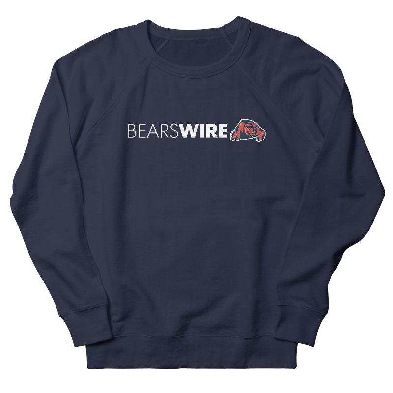 Bears Wire  Women's Sweatshirt by Sport'n Goods Artist Shop