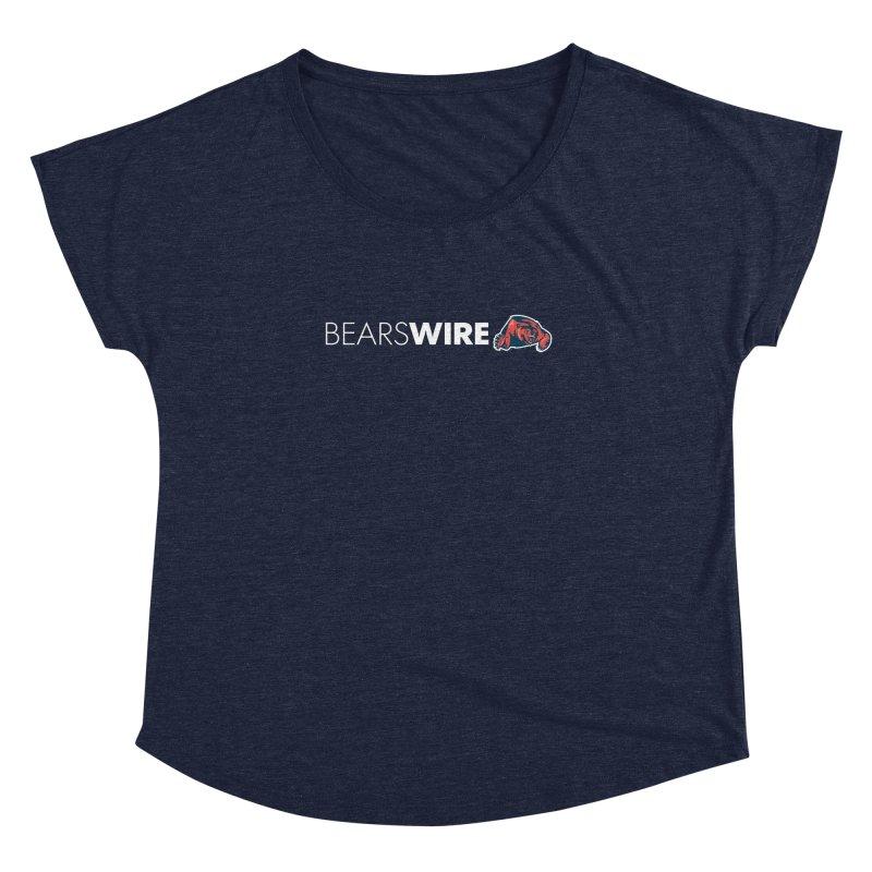 Bears Wire  Women's Dolman by Sport'n Goods Artist Shop