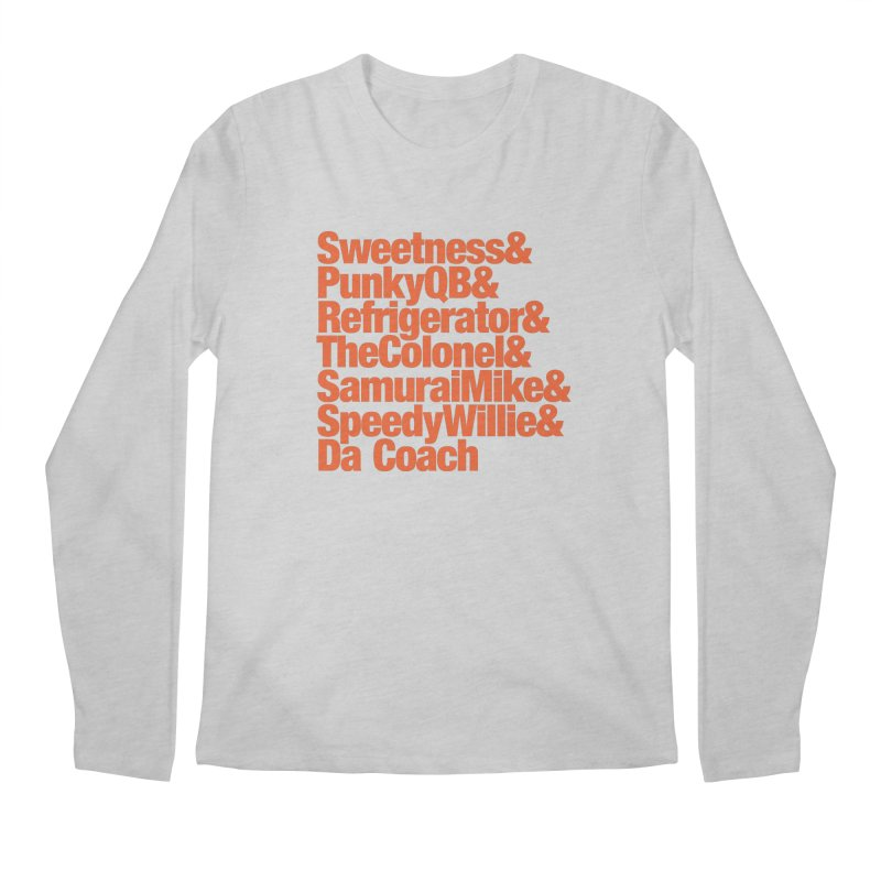 '85 Bears Nicknames Men's Longsleeve T-Shirt by Sport'n Goods Artist Shop
