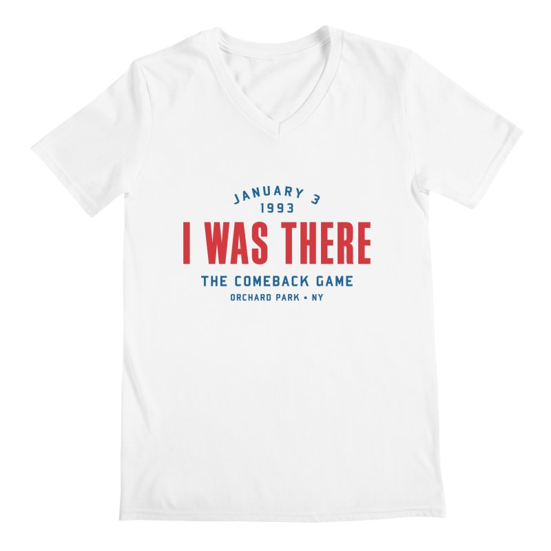 I Was There Men's V-Neck by Sport'n Goods Artist Shop