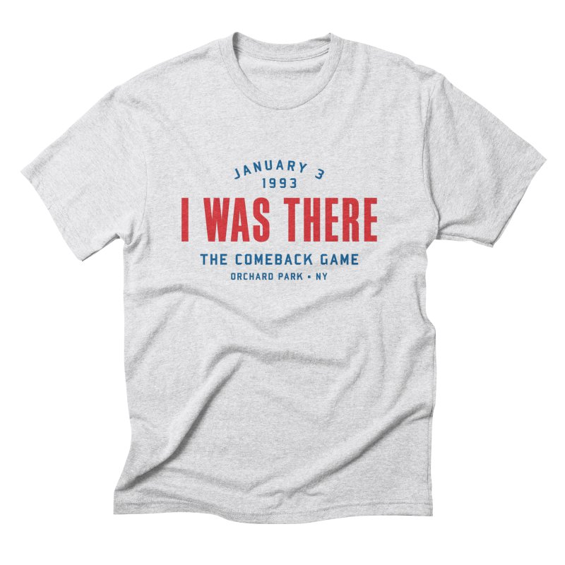 I Was There Men's Triblend T-shirt by Sport'n Goods Artist Shop
