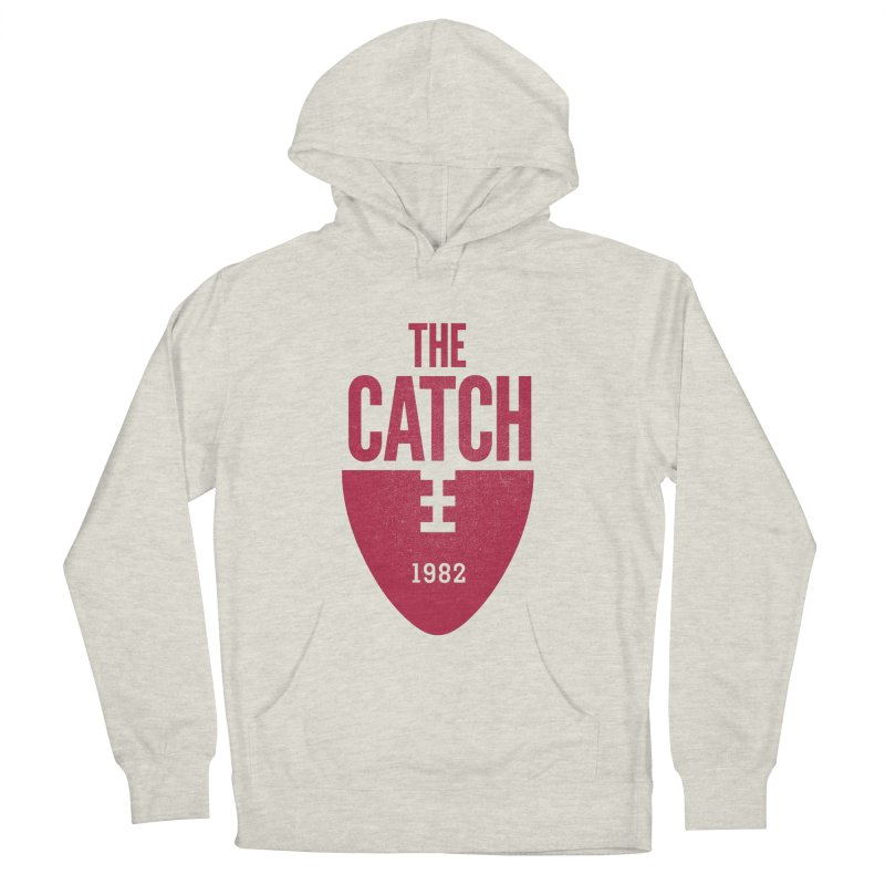 The Catch Men's Pullover Hoody by Sport'n Goods Artist Shop