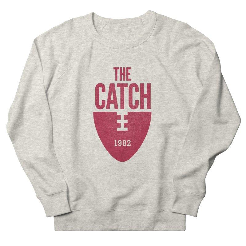 The Catch Men's Sweatshirt by Sport'n Goods Artist Shop